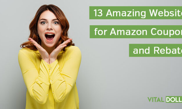 13 Amazing Websites for Amazon Coupons and Rebates