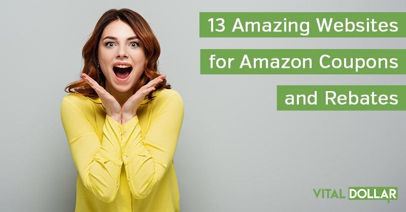 Amazon Rebates