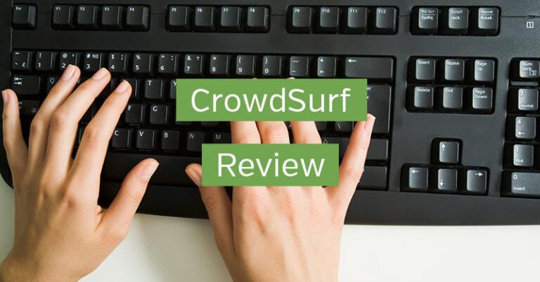 CrowdSurf Review (Transcription Platform)