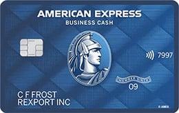 American Express Blue Business Cash