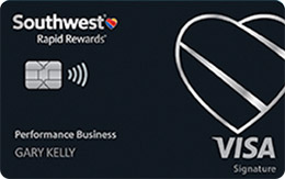 Southwest Performance Business Credit Card