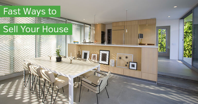 5 Ways to Sell Your House Fast