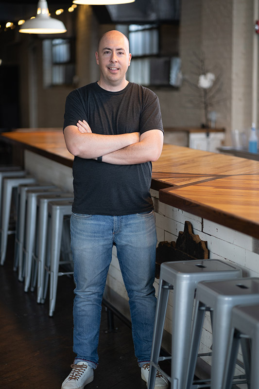 Shawn Rubel, Founder and CEO of Vecteezy